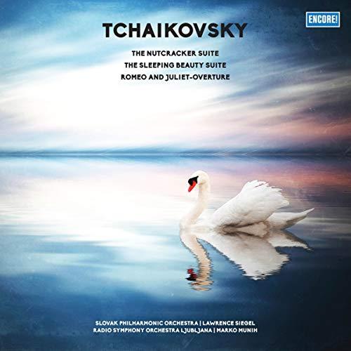 Tchaikovsky - The Nutcracker Suite/ The Sleeping Beauty Suite/ Romeo and Juliet- Overture [Vinilo]