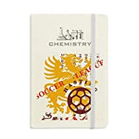中世のドラゴンのサッカーリーグ 化学手帳クラシックジャーナル日記A 5