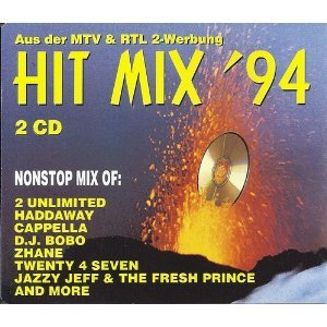 Nonstop DJ Mix von Hits die 1994 in den Clubs liefen - ideal für 90er Parties oder einfach als wundervolle Erinnerung !! (CD Compilation, 35 Tracks, Various, Diverse Artists, Künstler) Phase Generator - Suicide / Colonel Abrams - I\'m Caught Up / Sharada House Gang - Dancing Through The Night / DJ Miko - What\'s Up / 2 Brothers On The 4th Floor - Never Alone u.a.