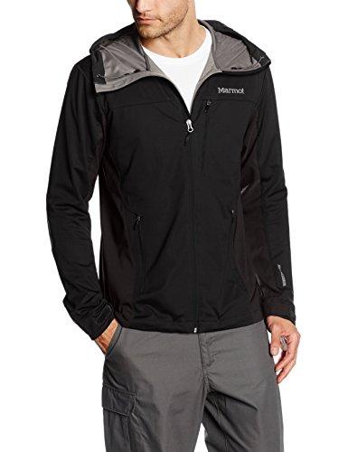 Marmot ROM Jacket, Chaqueta Softshell, al aire libre, anorak, repelente al agua, transpirable, Hombre