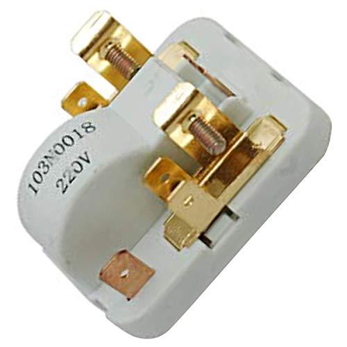 Danfoss 103N0018 Startrelais Kühlschrank Gefrierschrank 103N0018 Ariston HOTPOINT, BRANDT, DOMEOS