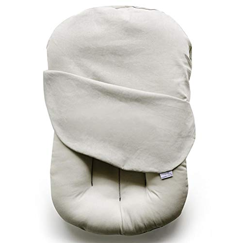 Lowest Price! Snuggle Me Organic | Baby Lounger & Infant Floor Seat | Newborn Essentials | Organic L...