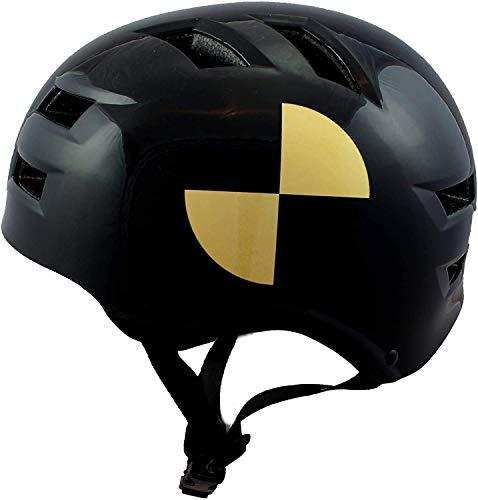 SkullCap® Skateboard & BMX Casque De Vélo pour Adultes - 20 Design, Conception: Crash-Test, Taille: 55-58 cm