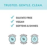 The Honest Company Sweet Orange Vanilla Conditioning Detangler Spray | Lightweight Leave-in...