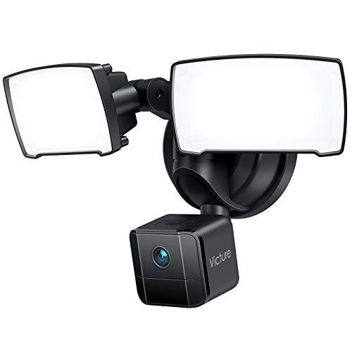 Victure Floodlight Camera Pro, Security Camera...