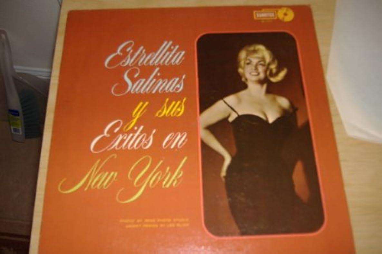 Estrellita Salinas y sus Exitos en New York LP