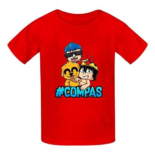 aiyuheping Mike-Crack - Camisetas unisex de algodón con cuello redondo