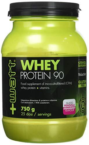 +WATT Whey Protein 90 - 750gr - Fragola