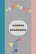 agenda de guarderia: El cuaderno de bitácora del bebé para facilitar la comunicación con la niñera, la guardería, el jardín de infantes u otros cuidadores I 60 días para rellenar