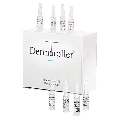 Dermaroller - Ampollas de ácido hialurónico 0,35%, 1x 1.5 ml( 1x 30 piezas)