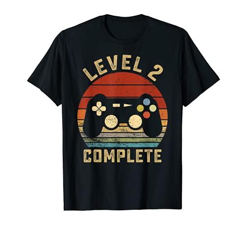 Level 2 - Camisa completa para...