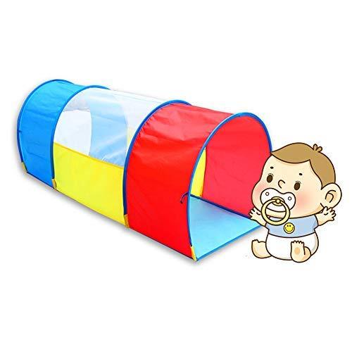 Kinderen Drie-Kleuren Kruipen Arch Tunnel, Verdikt Bodemoppervlak, Het Boren Van Speelgoed, Anti-Mug Ademend