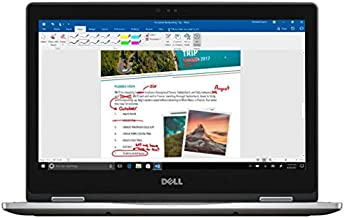 Dell Inspiron 13 7378 7000 Series 13.3in. 2-in-1 Touchscreen 128GB SSD Intel Core i3 7th Gen 8GB Memory 2.4Ghz Convertible Windows 10 Laptop – Gray (I7378-3000SLV-PUS)
