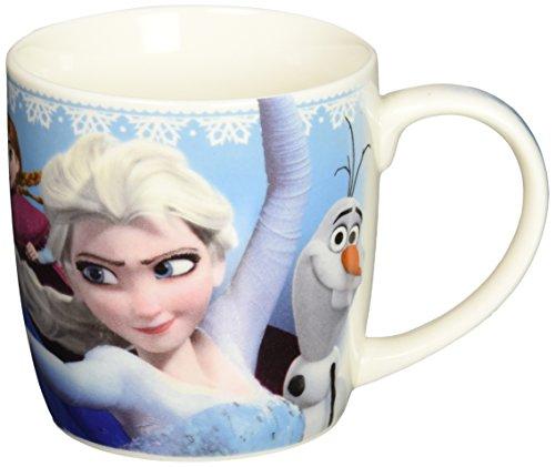 Zak Designs Disney's Frozen Porcelain 11 Ounce Mug -  FZNJ-1590