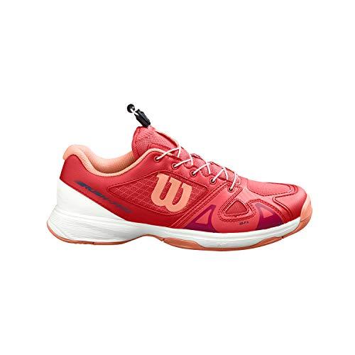 Wilson Rush Pro JR QL, Zapatillas de Tenis, para Todo Tipo de...