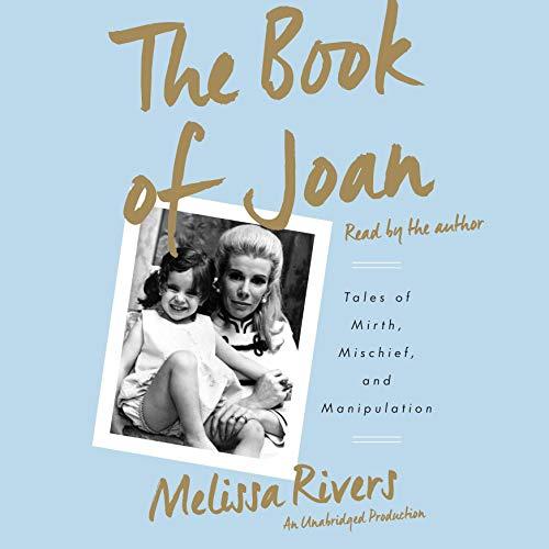 The Book of Joan audiobook cover art