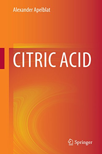 Citric Acid (English Edition)