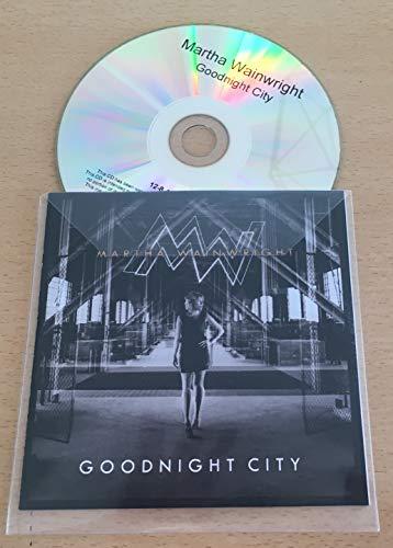 Martha Wainwright - Goodnigh City 12-trk - CD - PROMOTIONAL ITEM