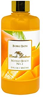 Camille Beckman Bubble Bath, Mango Beach No. 2, 13 Ounce