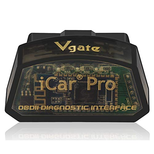 YOUKUKE LIDIWEE Vgate iCar PRO Bluetooth 4.0 OBD2 Codice OBDII Car Check Engine Light Engine iOS iPhone/Android Compatibile con l'adattatore ELM327