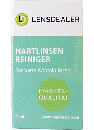 Lensdealer Hartlinsenreiniger, 40ml