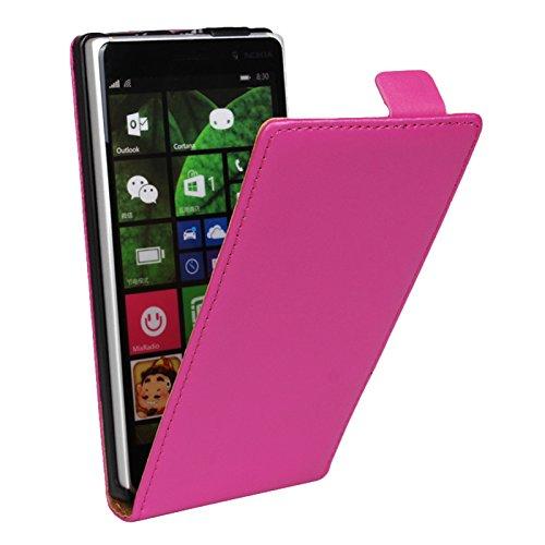 Eximmobile Flipcase Handytasche Etui Tasche für Microsoft Lumia 930 Pink