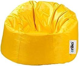 بين باج باف كبيرة من اريكا - جينز، اصفر