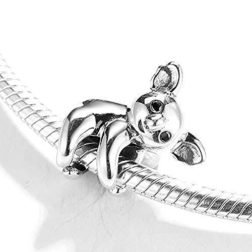 Zilveren Kralen Bedels,Nieuwe 925 Sterling Zilver Baby Koala Kralen Passen Originele Bedelarmband Sieraden