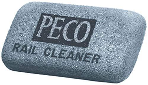 Peco Schiene Reiniger Schleifmittel Gummi Block