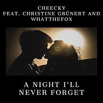 A Night I'll Never Forget (feat. Christine Grünert & WhatTheFox)