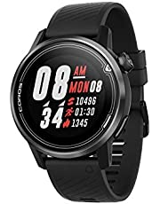 COROS APEX Premium Multisport GPS Watch 46mm with Heart Rate Monitor, 35h Full GPS Battery, Sapphire Glass, Barometer, ANT+ & BLE Connections, Strava & TrainingPeaks