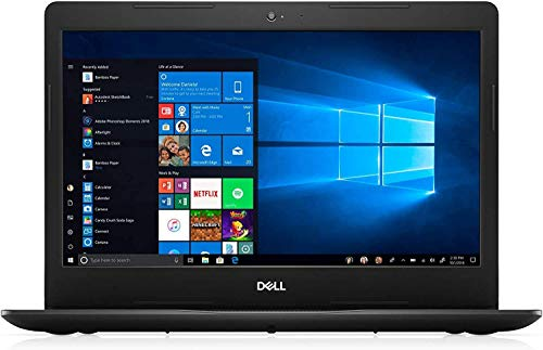 "2020 Newest Dell Inspiron 15 3000 PC Laptop: 15.6"" HD Anti-Glare LED-Backlit Nontouch Display, Intel 2-Core 4205U Processor, 4GB RAM, 1TB HDD, WiFi, Bluetooth, HDMI, Webcam,DVD-RW, Win 10"