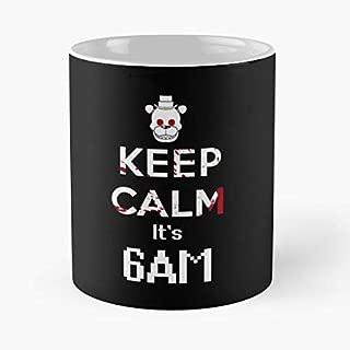 Creepy Scary Spooky Fnaf - Morning Coffee Mug Ceramic Novelty Holiday
