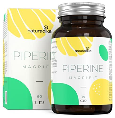 Draineur Brule Graisse Puissant MAGRIFIT PIPERINE | Produit Minceur Rapide Efficace Fort | Ideal...