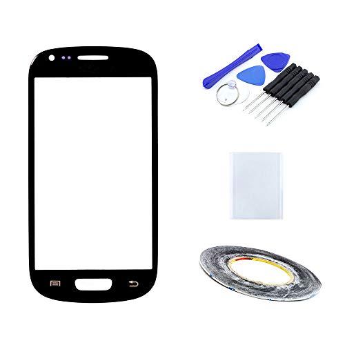 kaputt.de Front-Glas für Samsung Galaxy S3 Mini | Ersatzglas inkl. DIY Reparatur-Set