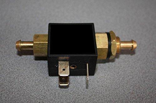 12 Volt DC Magnetventil NC/stromlos geschlossen bis 50 bar, Benzin u. Diesel geeignet, für Gase und Fluide