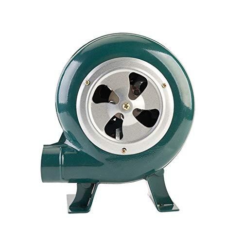 SY-Home Ventilador de Barbacoa de 220 V, Ventilador de Barbacoa para cocinar Ventilador de Barbacoa eléctrico Suministros de Cocina para Acampar al Aire Libre,80W