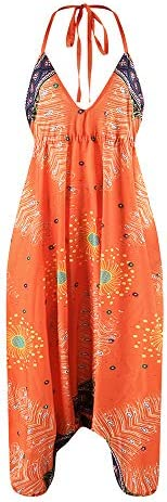 African print rompers _image3