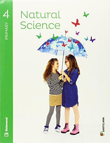 NATURAL SCIENCE + AUDIO 4 PRIMARY STUDENT'S BOOK - 9788468027463