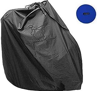 OSTRICH(オーストリッチ) L-100 輪行袋超軽量型 ステルスブラック +フリーカバー