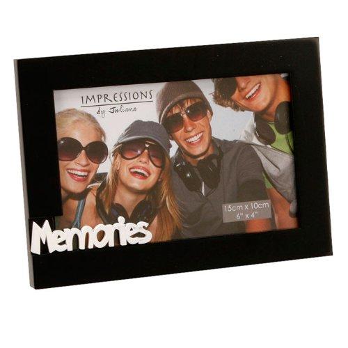 Occasions Direct - Cornice per fotografia, in legno, con scritta Memories