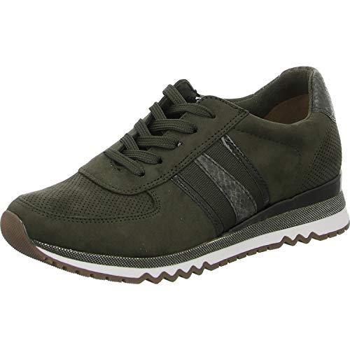 MARCO TOZZI Damen 2-2-23783-35 Sneaker, Khaki Comb, 38 M EU