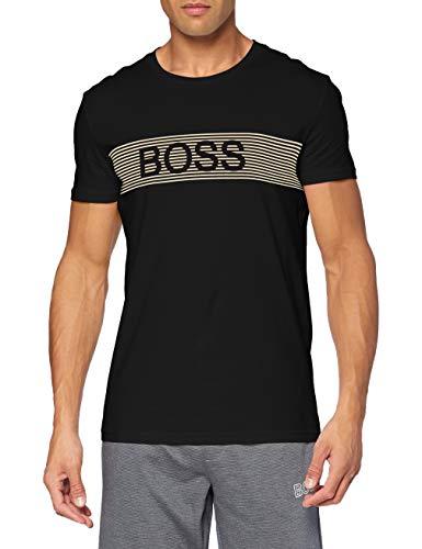 BOSS T-Shirt RN Special Camiseta, Negro1, XXL para Hombre