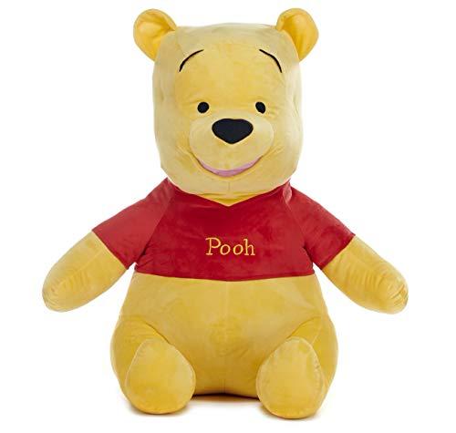 Winnie The Pooh - Peluche clásico de Winnie The Pooh, 76 cm