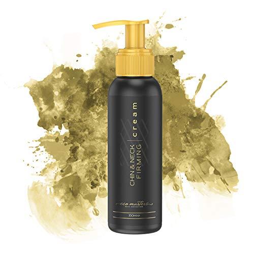 Crema Facial Reafirmante y Antiarrugas Natural Para el Cuello | Antiedad Para Noche y Día | Lifting Hidratante para la Piel | Para Evitar la Papada y Arrugas del Cuello | EcoMasters de WeightWorld |