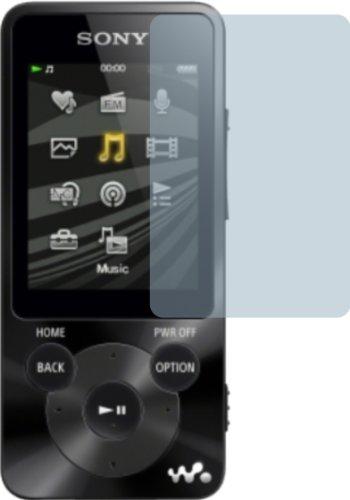 4ProTec I 4X Sony NWZ-E584 E585 ENTSPIEGELNDE Displayschutzfolie Bildschirmschutzfolie von - Nahezu blendfreie Antireflexfolie