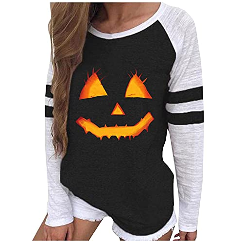 iHENGH Mode Damen Freizeit Halloween...