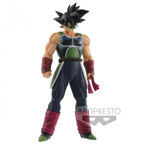 Banpresto 604726 Scultures Dragon Ball Z, grandista ROS Barduck Action Figur, 28 cm