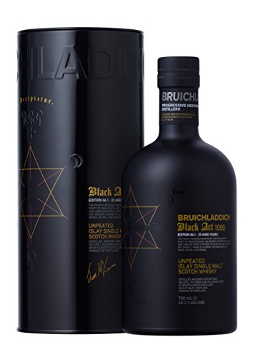Photo of Bruichladdich Black Art Whisky, 70 cl