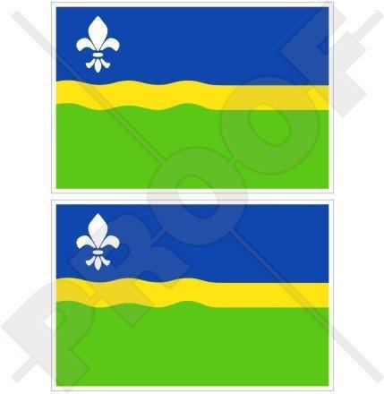 FLEVOLAND Province Vlag Nederland, Nederland 3